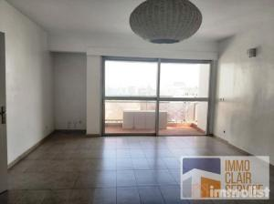 location appartement vide maarif extension