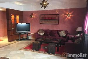 bel appartement meuble 120m2 a sonaba founty