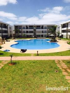 Appartement à vendre à BAHIA GOLF BEACH à Bouznika