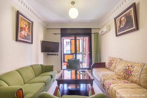 Appartement Centre Ville Morrocan Style - F33
